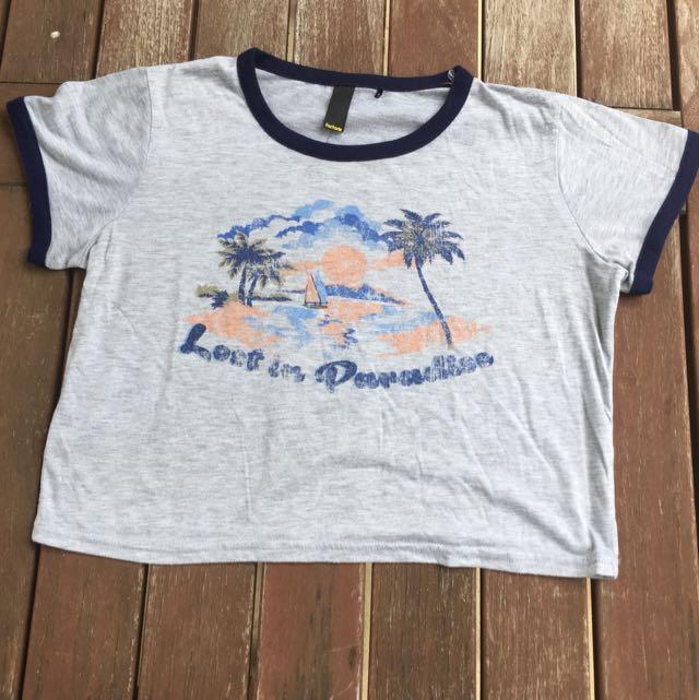 Factorie Belly Length T-shirt