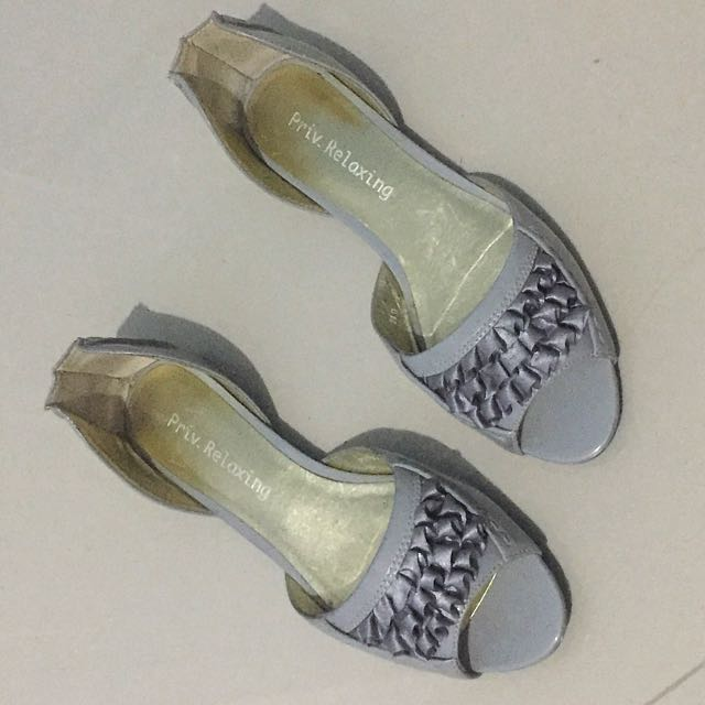 Flat Shoes Renda (Lace)