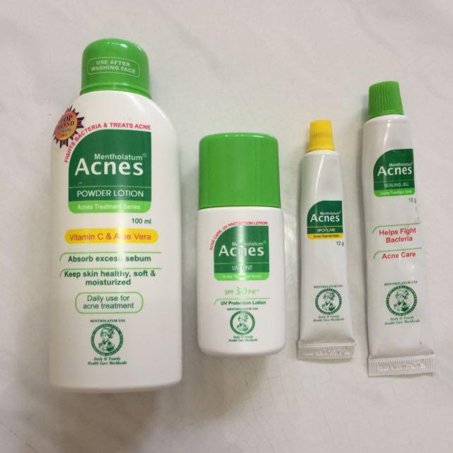 FREE BONUS Acnes Series