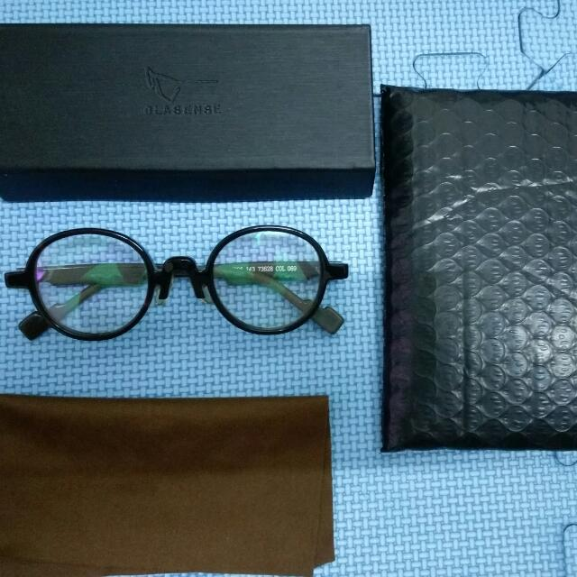 Glasense 手作復古眼鏡