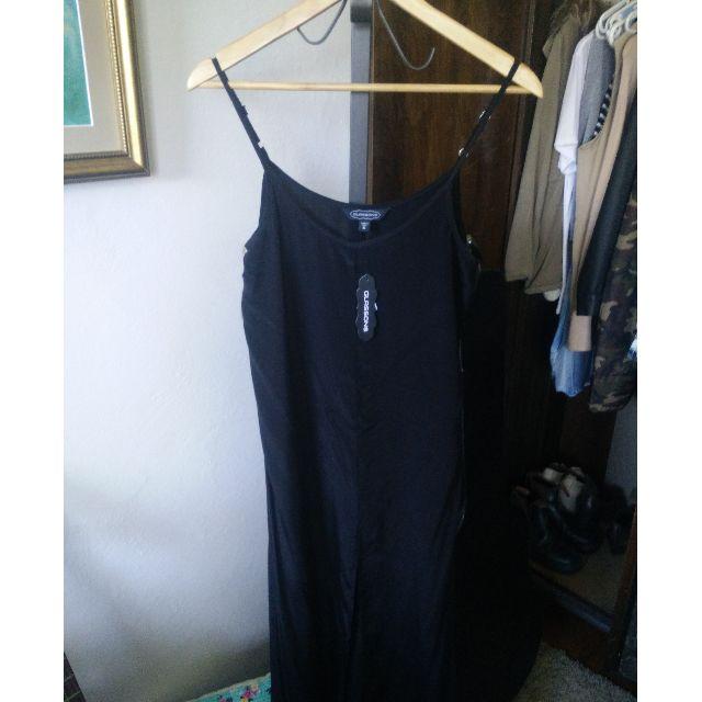 Glassons Black Shapely Maxi Dress