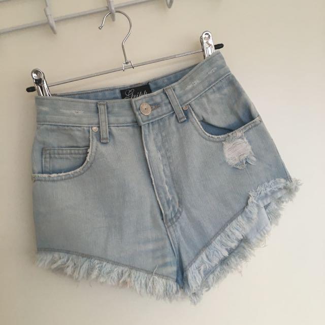 Gripp Shorts