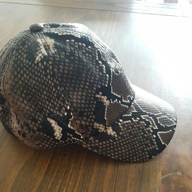 Hat from Seeds