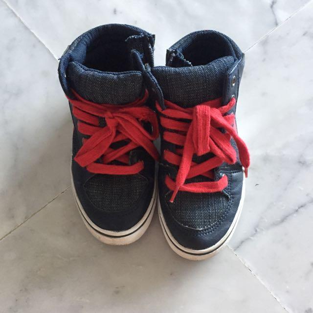 H&M Shoes Bolt High Top Kid