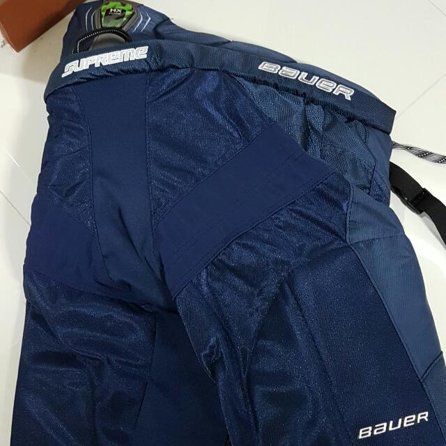 1c6cda9ca44 Ice Hockey Bauer Supreme One80 Hockey Pants Junior Large