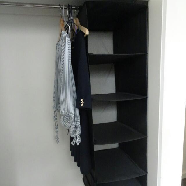 IKEA Clothes Storage SKUBB