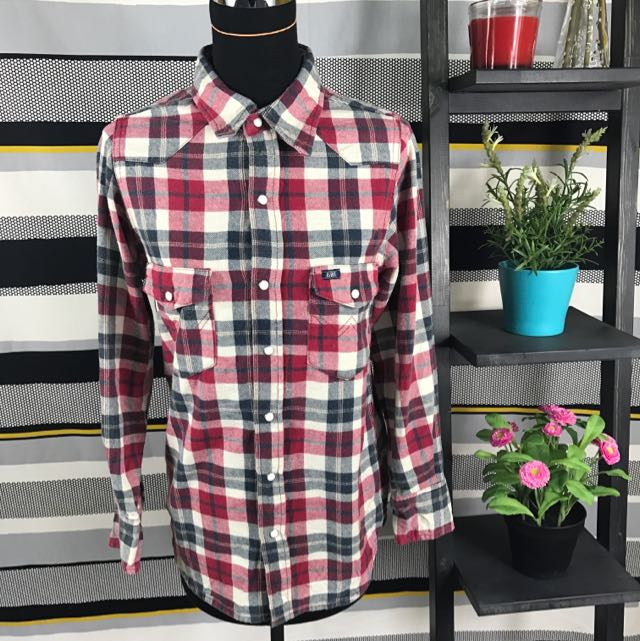 ISBIT Flannel Shirt