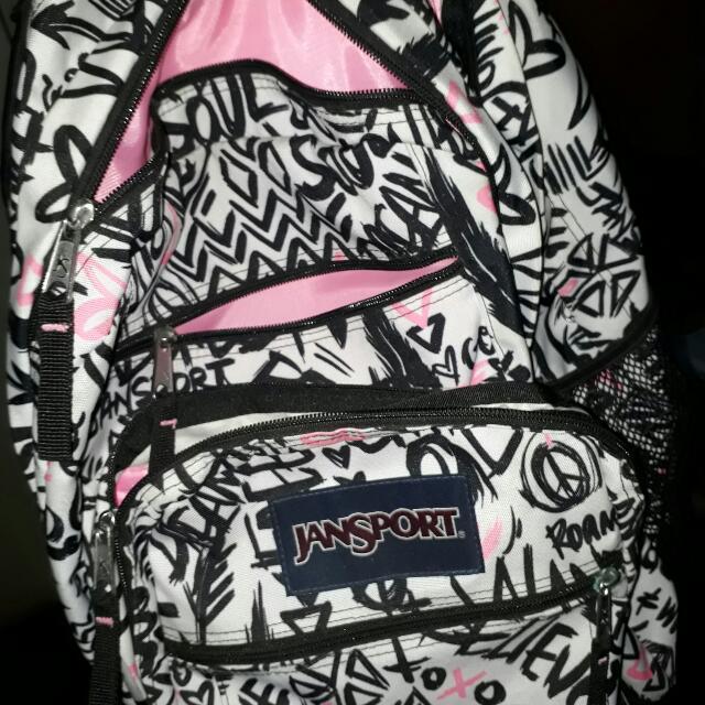 REPRICED Jansport Bag