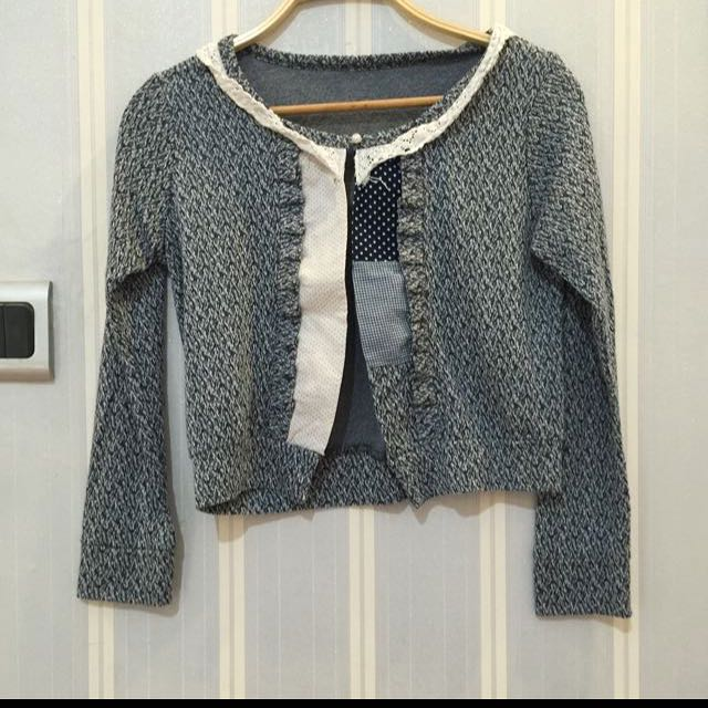k-sweater grey