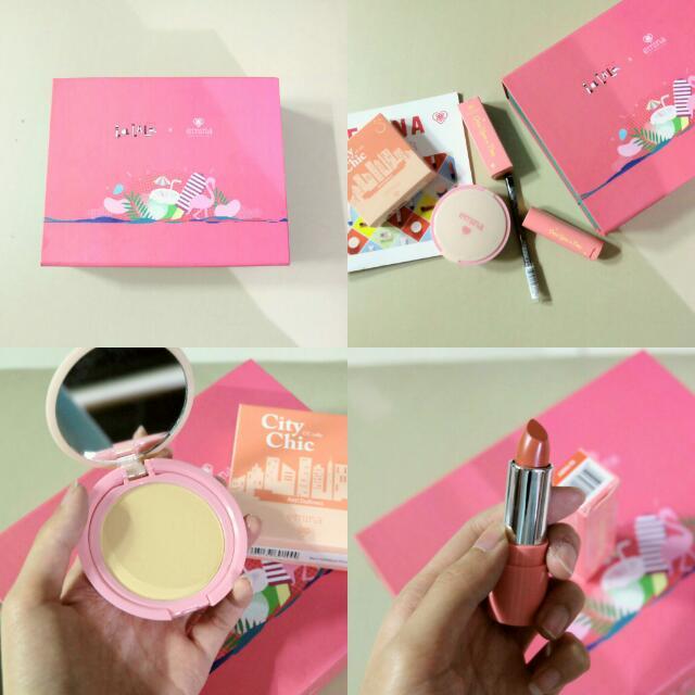 NEW* Lalala x EMINA Makeup Kit, Health