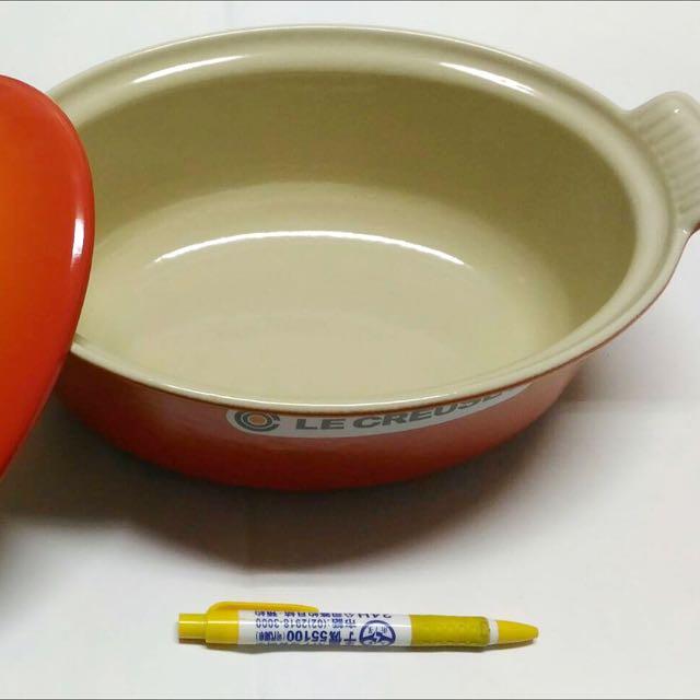 LE  CREUSET法國進口橢圓形燉鍋