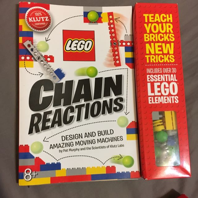 Lego: Chain Reactions