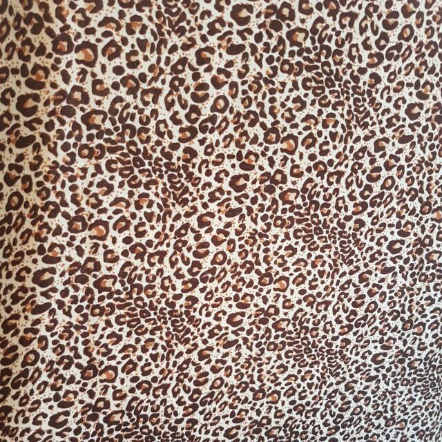Leopard Print Maxi XS - S SIZE
