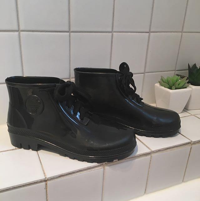 LONDON JUJU gum boots