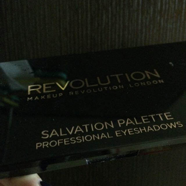 Makeup Revolution London Professional Eyeshadows