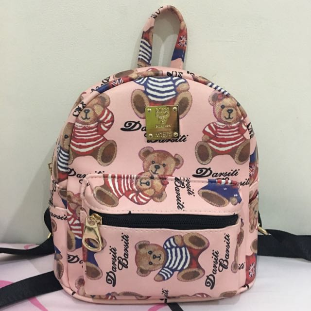 [NEW] MCM ransel backpack