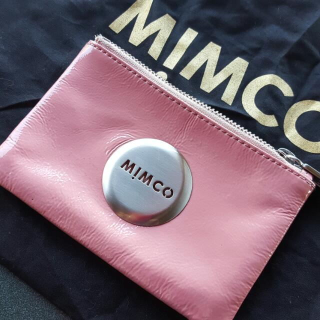 Mimco Fairyfloss Small Pouch