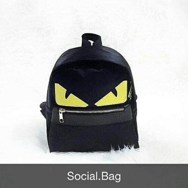 Monster Fendi Backpack