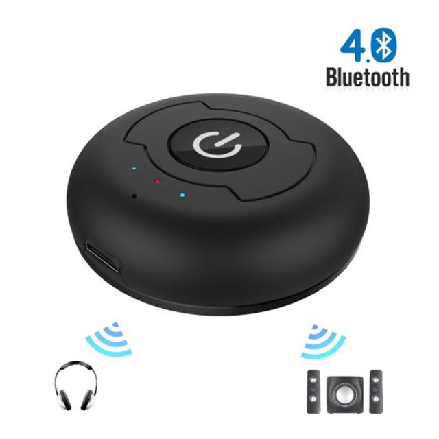 Multi point Wireless Audio Bluetooth Transmitter Music Stereo Dongle  Adapter For TV Smart PC MP3 iPhone iPad Android Phone