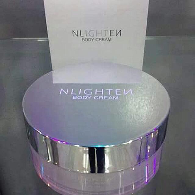 NLIGHTEN Body Cream (100g)