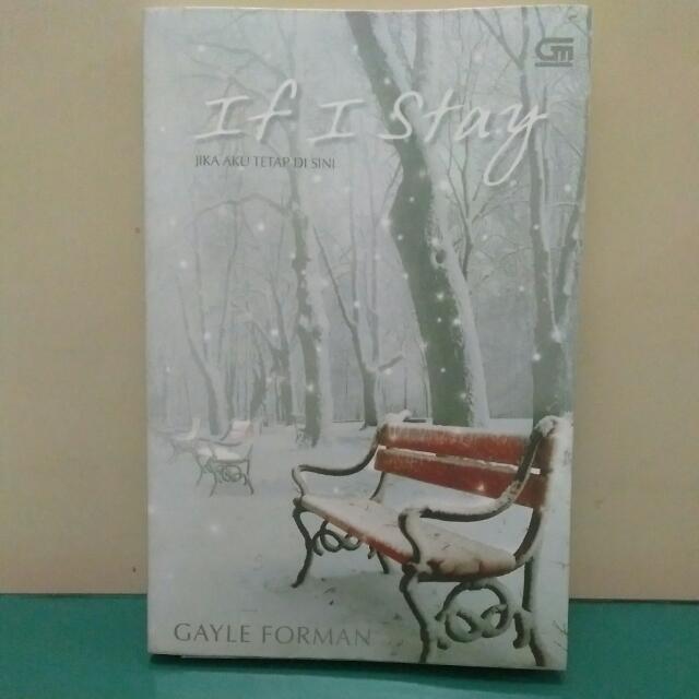 Novel - If I Stay