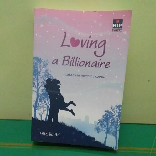 Novel - Loving A Billionaire