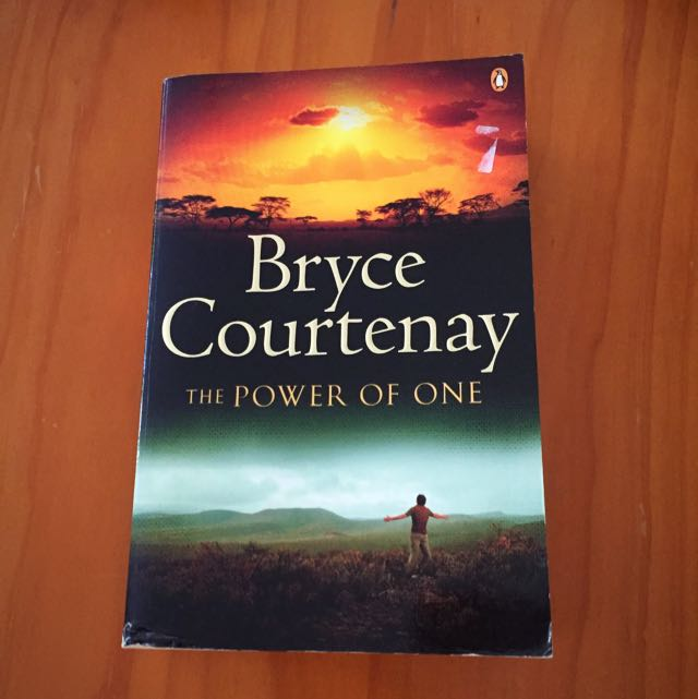 Novel Bryce Courtenay - The Power Of One