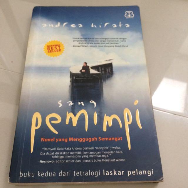 Novel Sang Pemimpi