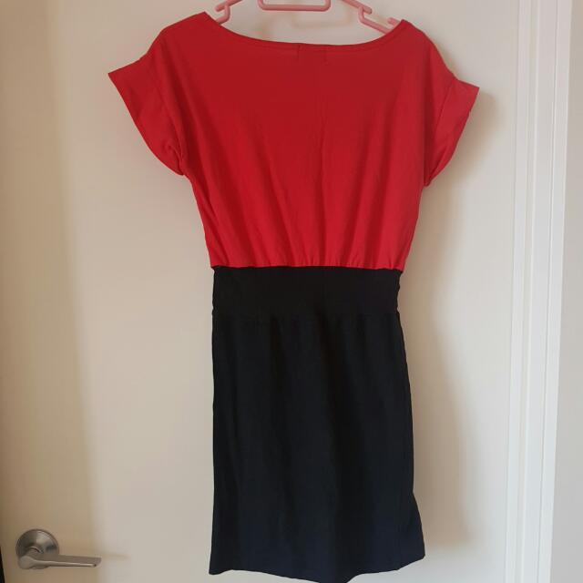 One Piece Dress XS Size