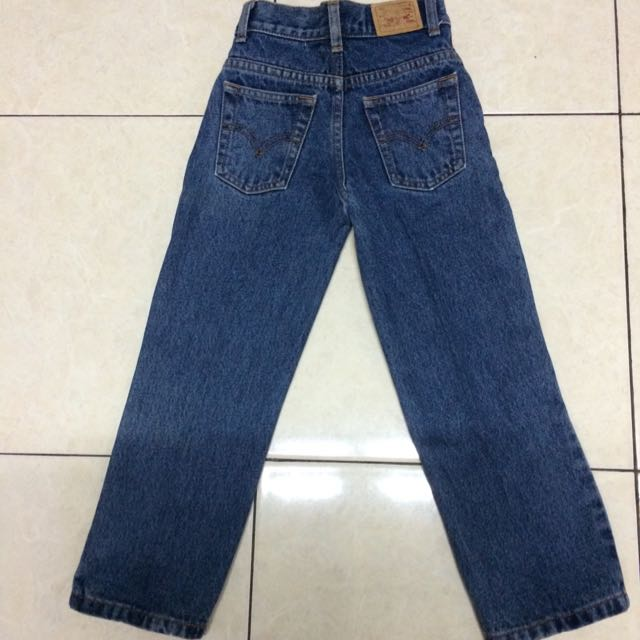 Preloved Jeans Anak