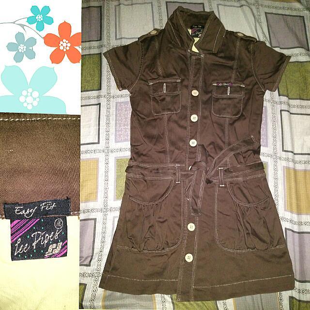 Pre-loved Lee Pipes Dress Original