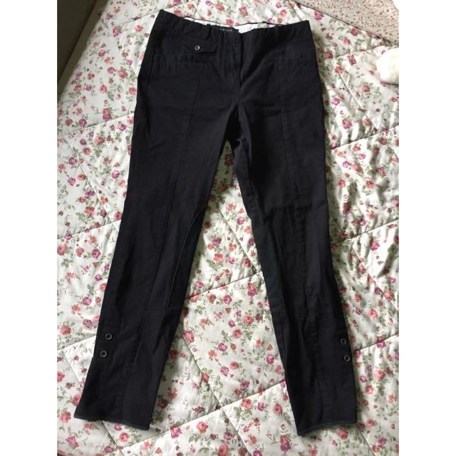 PRELOVED ZARA CROPPED PANTS (AUTHENTIC)