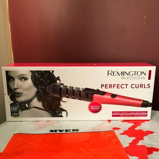Remington Professional Perfect Curls