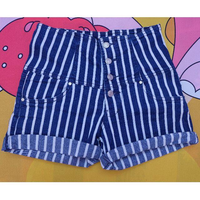 Sailor Highwaist Hotpant