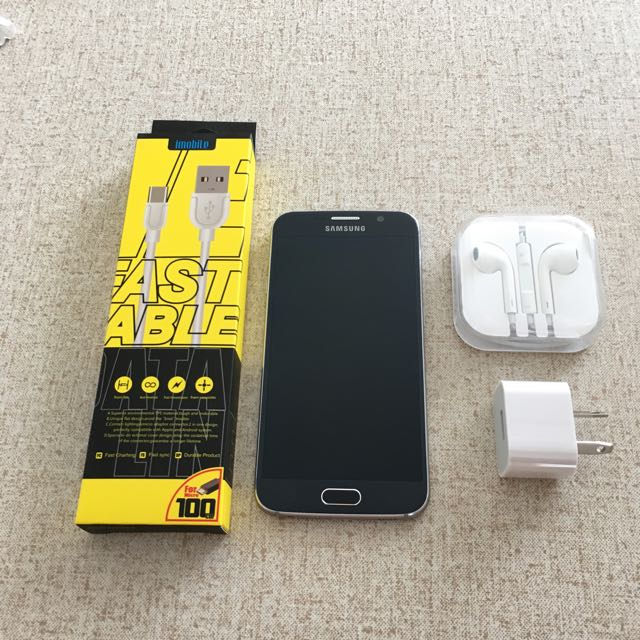 Samsung S6 32GB Mint