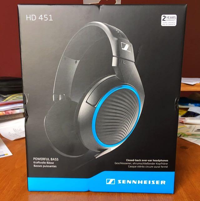 Sennheiser HD 451 Headphone