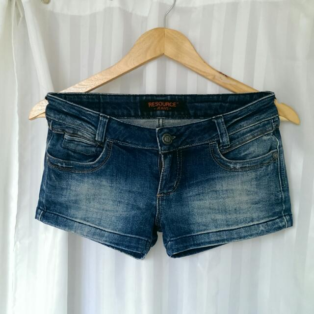 Shorts Jeans Size 6