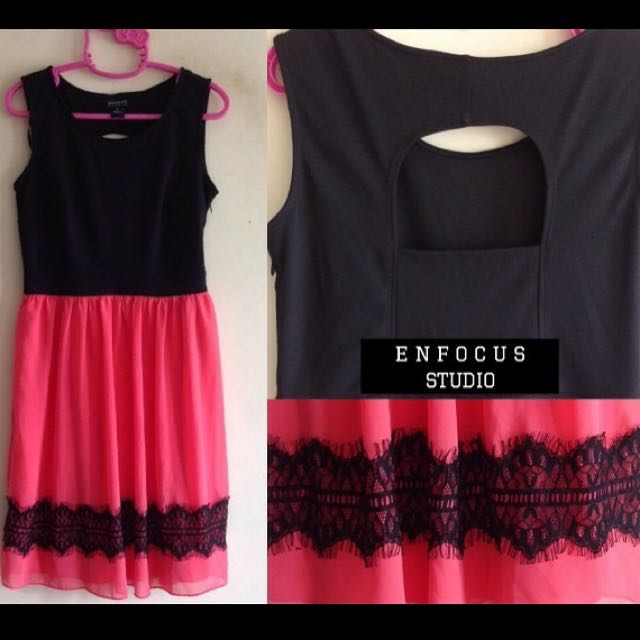 Simple Dress (red SOLD & White)