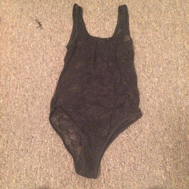 Sirens Lace bodysuit