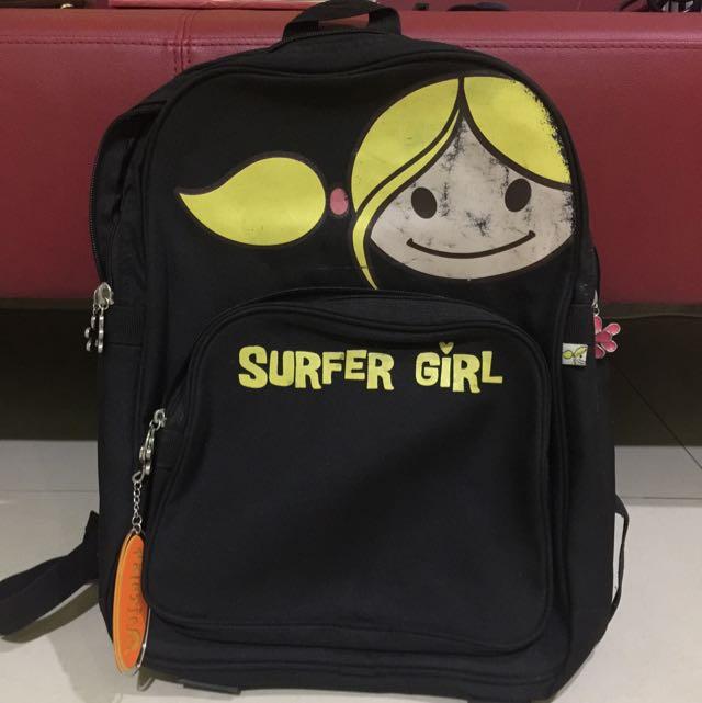 SURFER girl backpack(ori)
