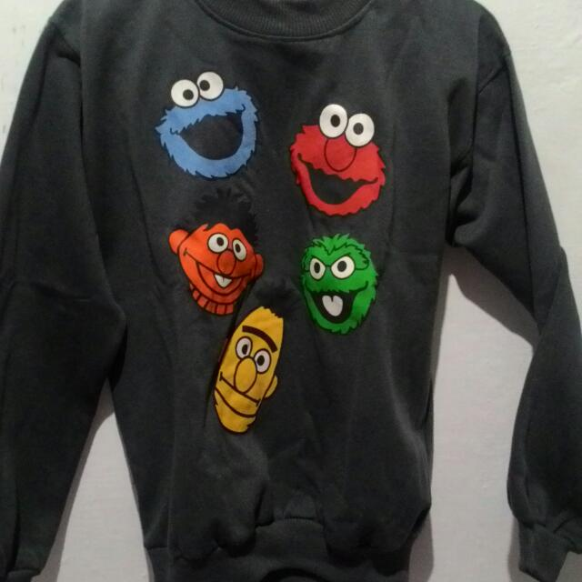 Sweater Sesame Street