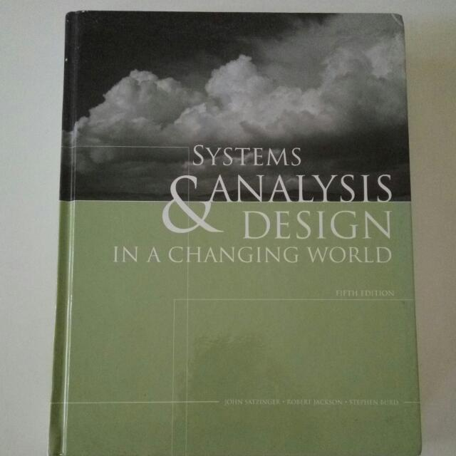 System Analysis & Design in a Changing World (Hardback)