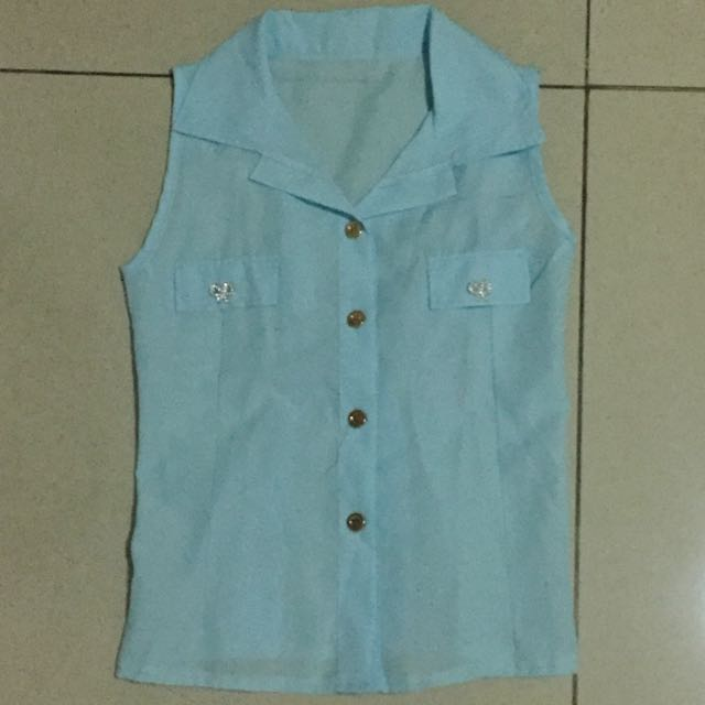 Top Fashion Blue
