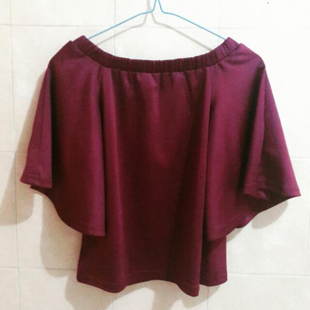 Uninamu Warna Burgundy
