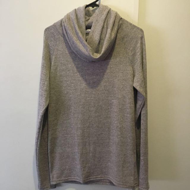 Valleygirl Turtleneck Sweater - Size M