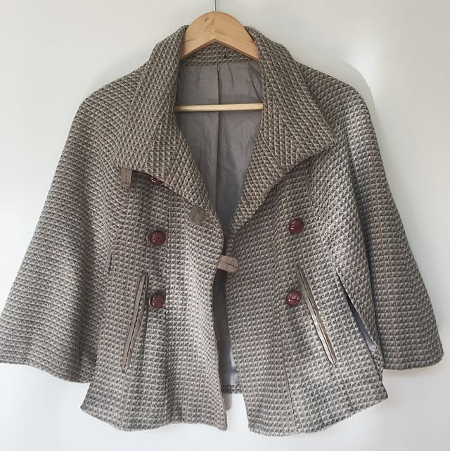Vintage Cape Jacket