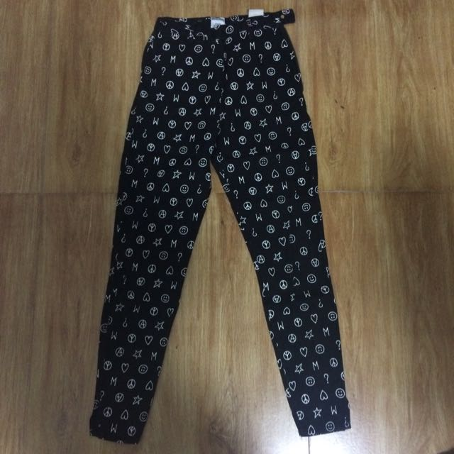 Vintage Moschino High Waist Trousers
