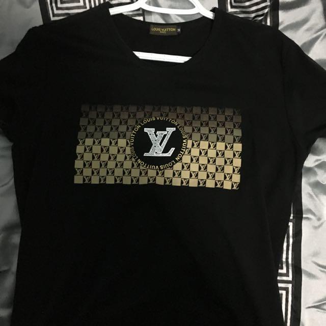 Vouis Vuitton T Shirt
