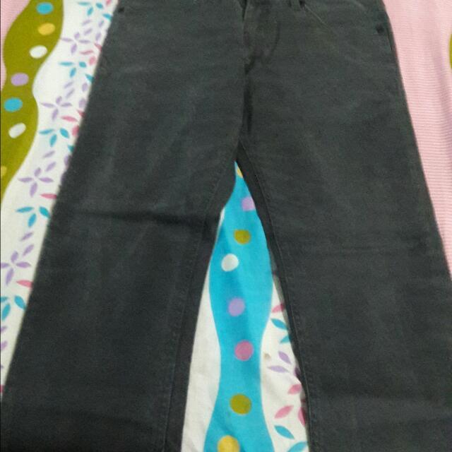 Zara Black Tag Jeans