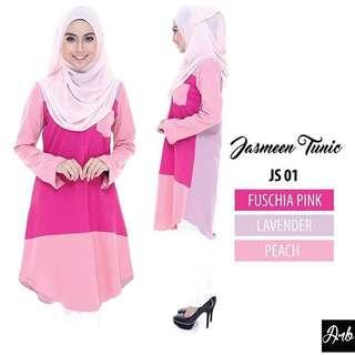 Jasmeen Tunik By Aizoorakoo